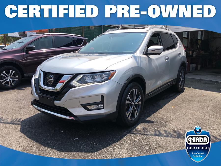 Used Nissan Rogue SL 2018 | Connection Auto Sales Inc.. Jackson Heights, New York