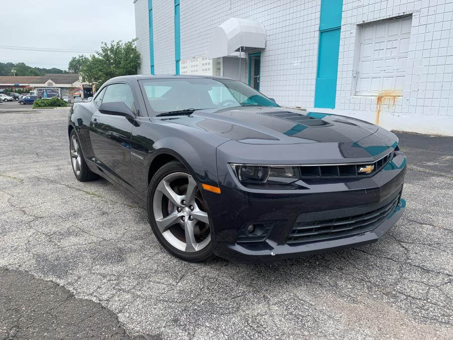 Used Chevrolet Camaro 2dr Cpe SS w/2SS 2014 | Dealertown Auto Wholesalers. Milford, Connecticut