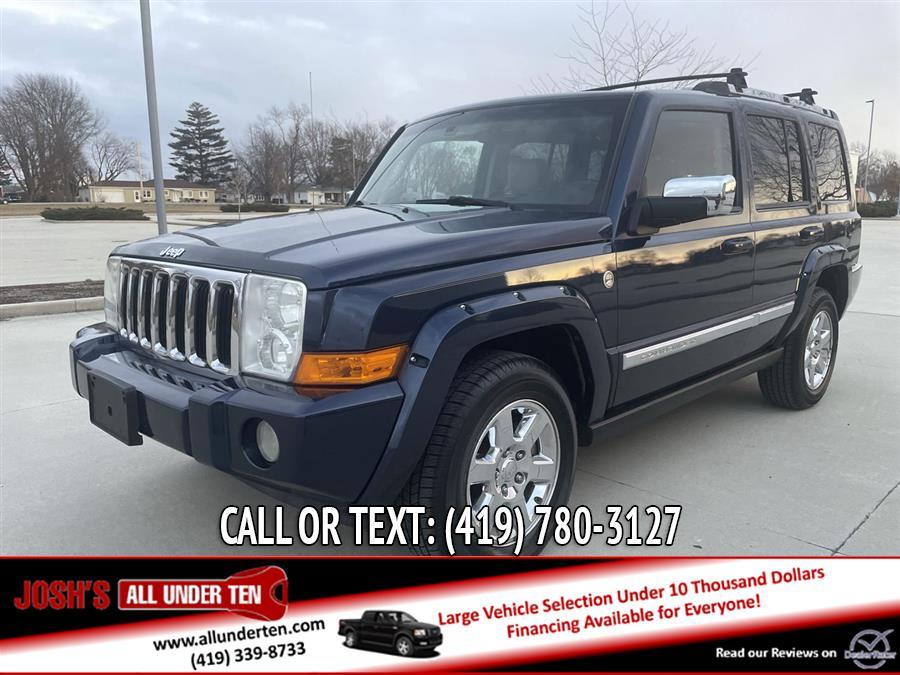 Used Jeep Commander 4dr Limited 4WD 2006 | Josh's All Under Ten LLC. Elida, Ohio