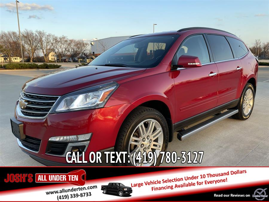 Used 2013 Chevrolet Traverse in Elida, Ohio | Josh's All Under Ten LLC. Elida, Ohio