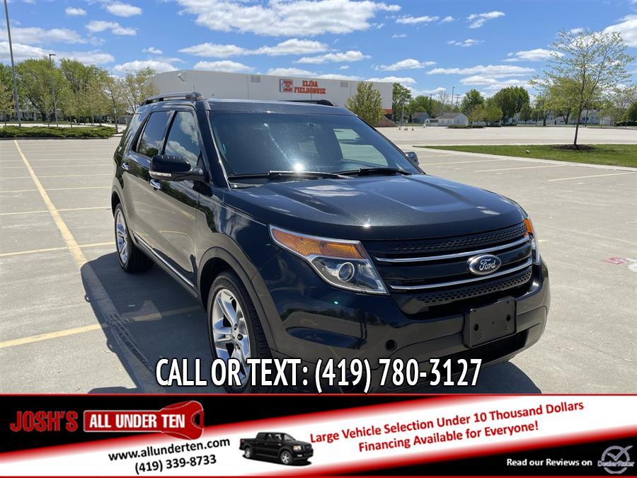 Used 2013 Ford Explorer in Elida, Ohio | Josh's All Under Ten LLC. Elida, Ohio