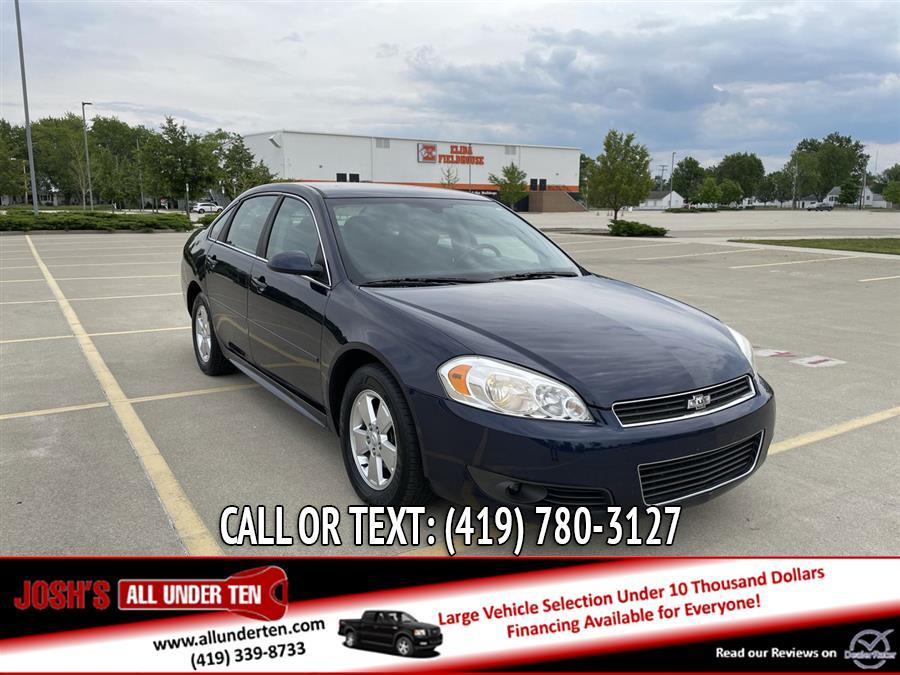 Used 2011 Chevrolet Impala in Elida, Ohio | Josh's All Under Ten LLC. Elida, Ohio