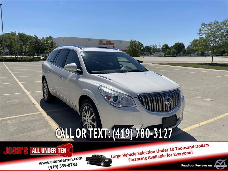 Used 2013 Buick Enclave in Elida, Ohio | Josh's All Under Ten LLC. Elida, Ohio
