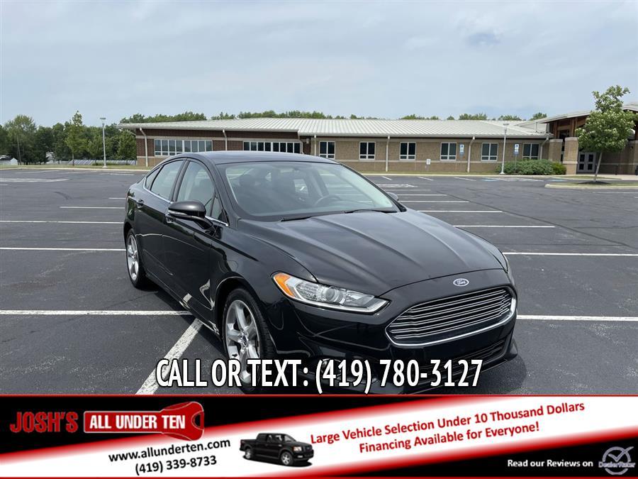 Used 2014 Ford Fusion in Elida, Ohio | Josh's All Under Ten LLC. Elida, Ohio