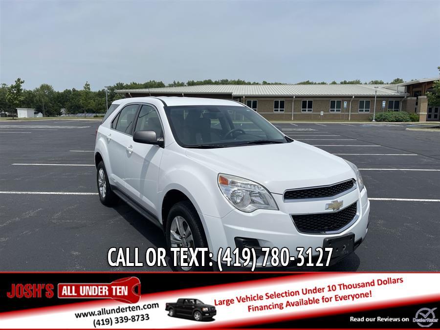 Used 2010 Chevrolet Equinox in Elida, Ohio | Josh's All Under Ten LLC. Elida, Ohio