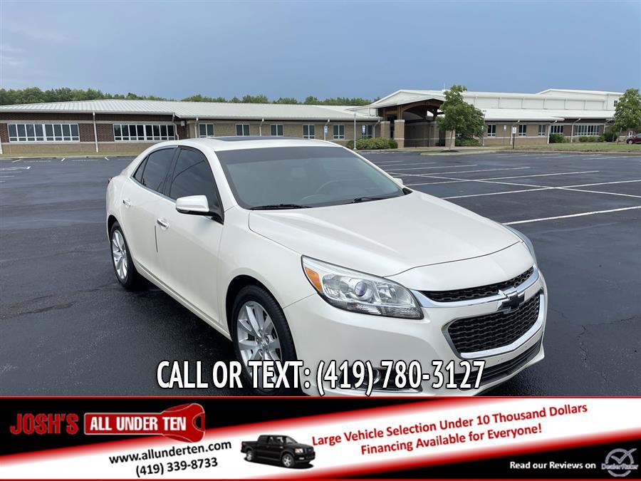 Used 2014 Chevrolet Malibu in Elida, Ohio | Josh's All Under Ten LLC. Elida, Ohio