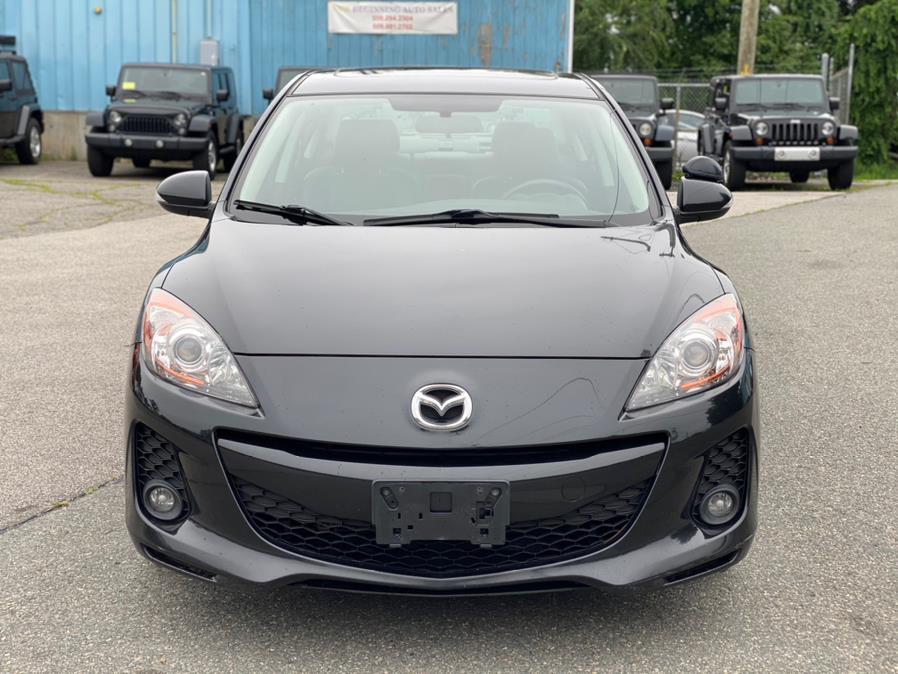 Used Mazda Mazda3 4dr Sdn Man s Grand Touring 2012 | New Beginning Auto Service Inc . Ashland , Massachusetts
