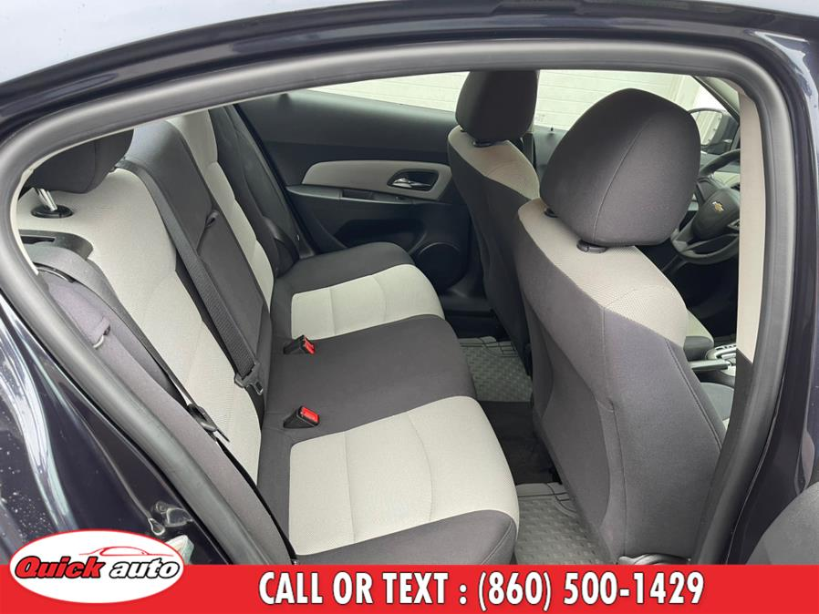 Used Chevrolet Cruze 4dr Sdn Auto LS 2014 | Quick Auto LLC. Bristol, Connecticut