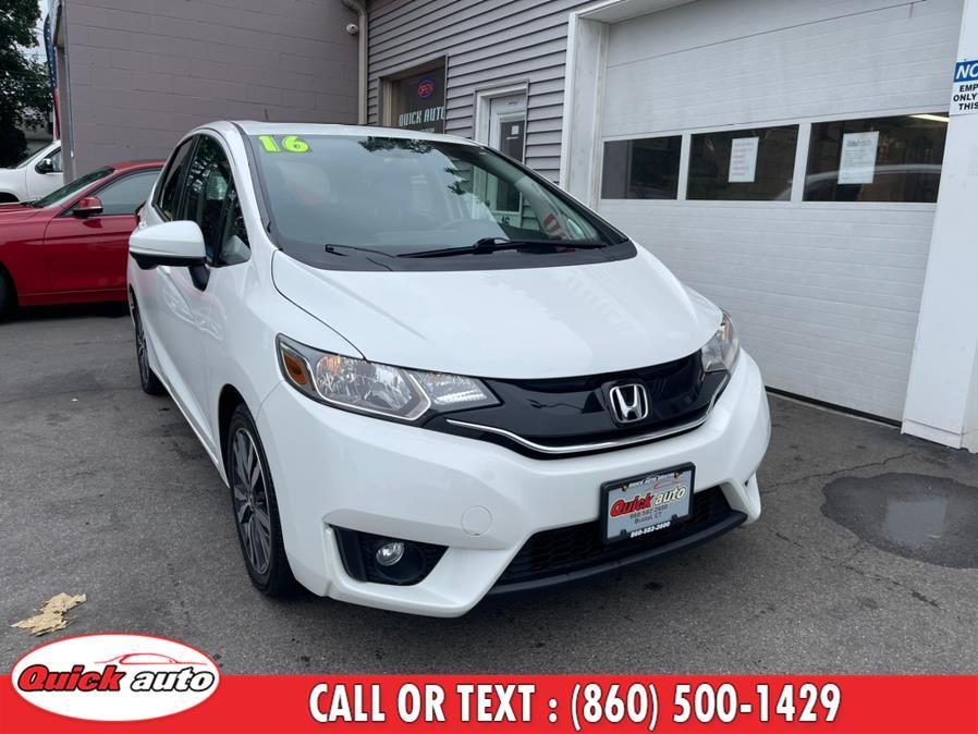Used 2016 Honda Fit in Bristol, Connecticut | Quick Auto LLC. Bristol, Connecticut