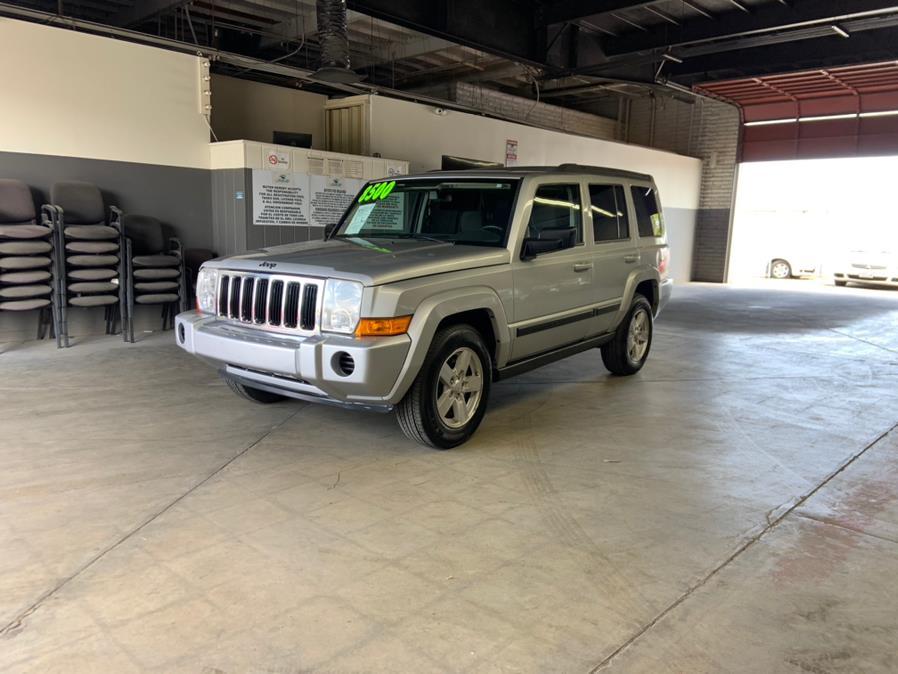 Used Jeep Commander 4WD 4dr Sport 2007 | U Save Auto Auction. Garden Grove, California