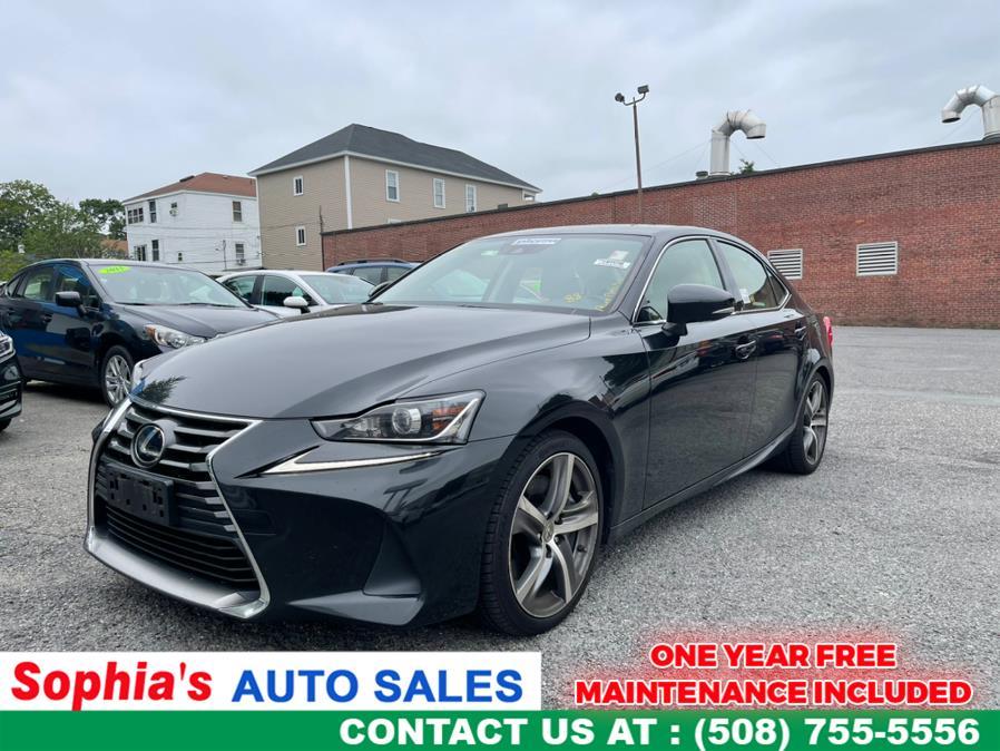 Used 2017 Lexus IS in Worcester, Massachusetts | Sophia's Auto Sales Inc. Worcester, Massachusetts