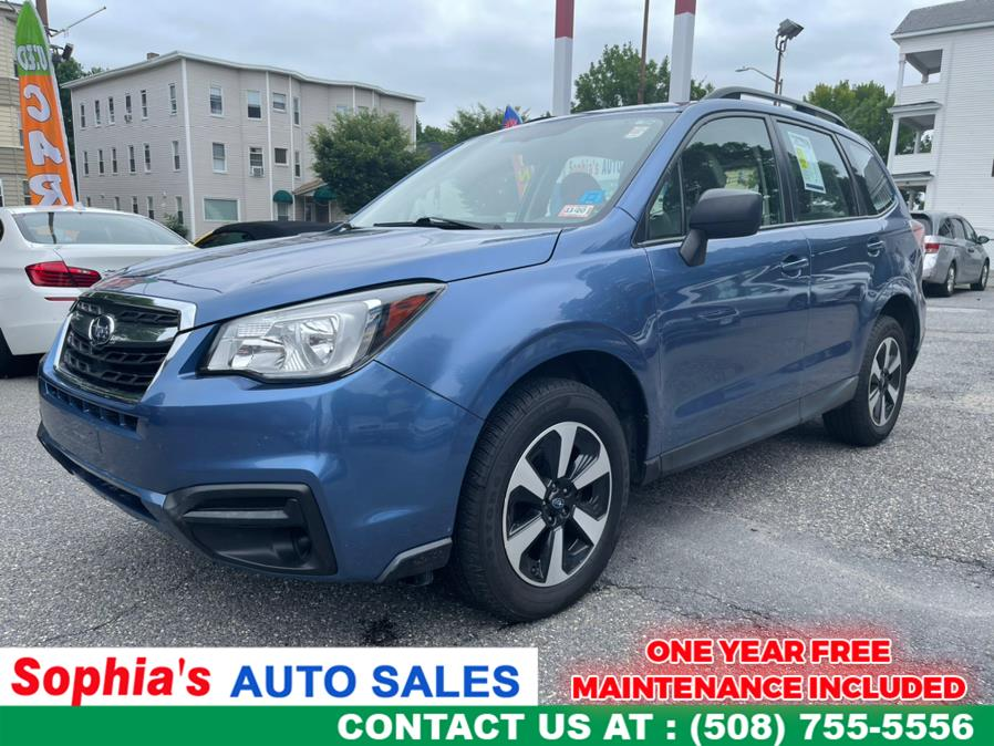 Used 2017 Subaru Forester in Worcester, Massachusetts | Sophia's Auto Sales Inc. Worcester, Massachusetts
