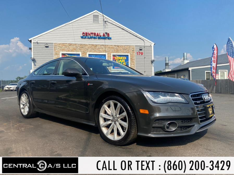 Used Audi A7 4dr HB quattro 3.0 Prestige 2012 | Central A/S LLC. East Windsor, Connecticut