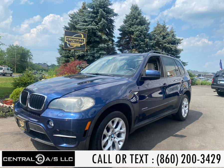 Used BMW X5 AWD 4dr 35i Premium 2011 | Central A/S LLC. East Windsor, Connecticut