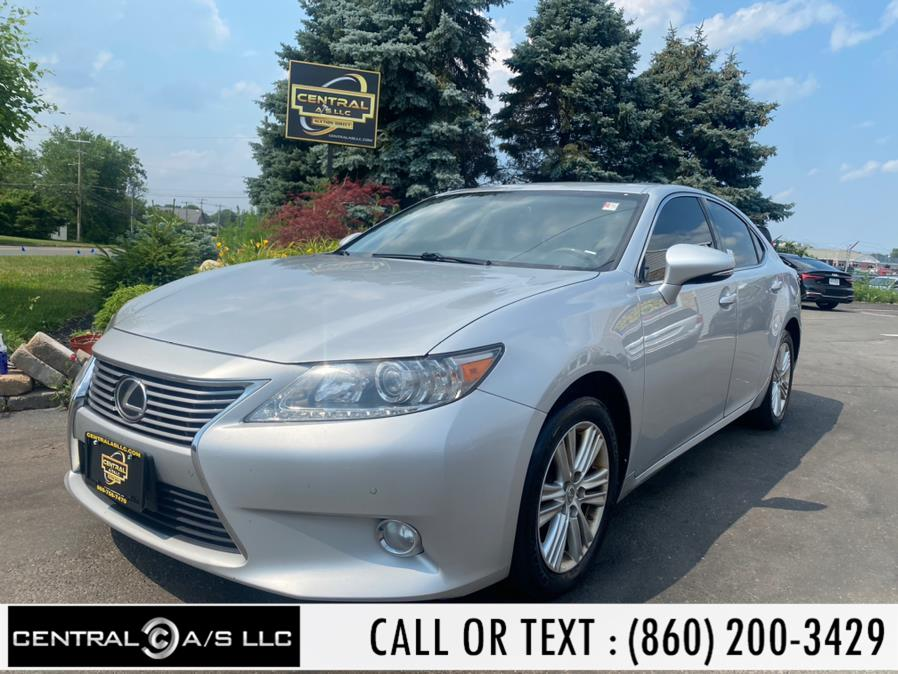 Used Lexus ES 350 4dr Sdn 2013   Central A/S LLC. East Windsor, Connecticut