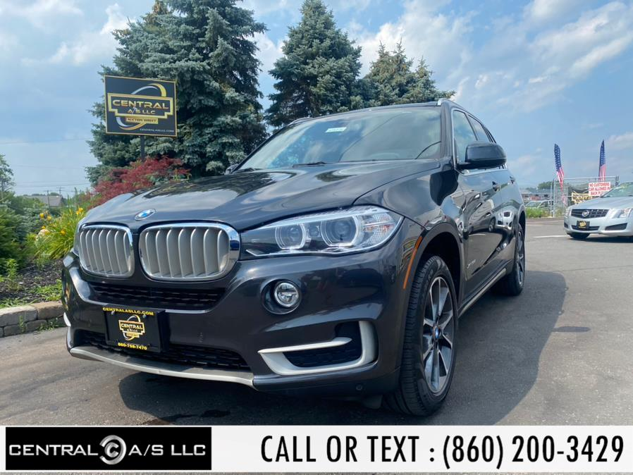 Used BMW X5 xDrive35i Sports Activity Vehicle 2018   Central A/S LLC. East Windsor, Connecticut