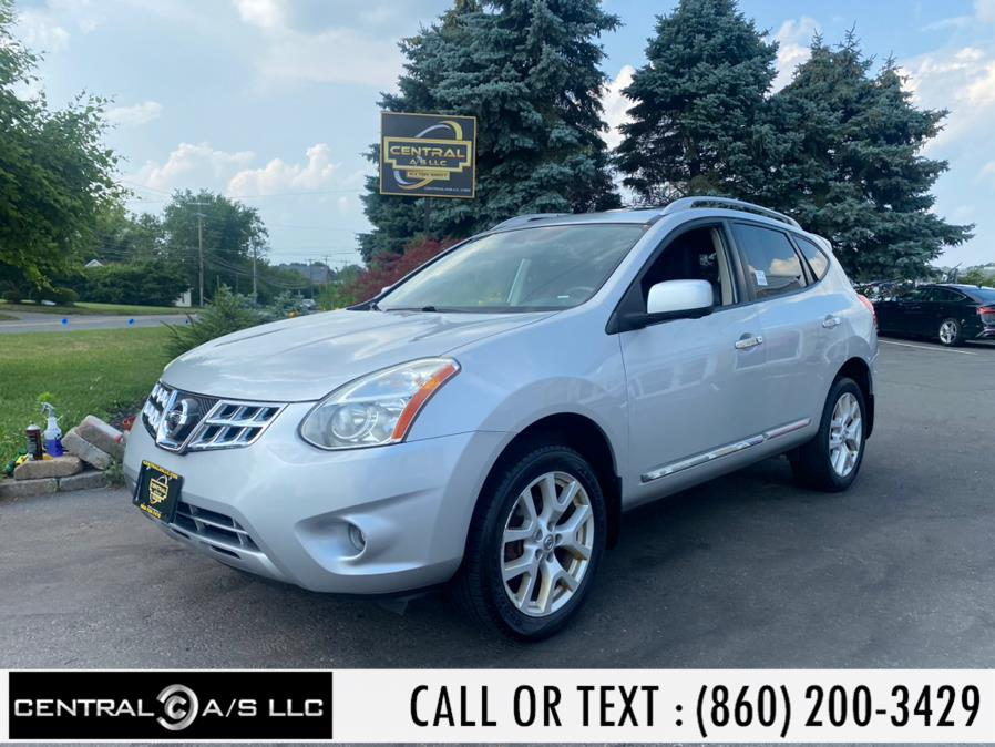 Used Nissan Rogue AWD 4dr SL 2012   Central A/S LLC. East Windsor, Connecticut