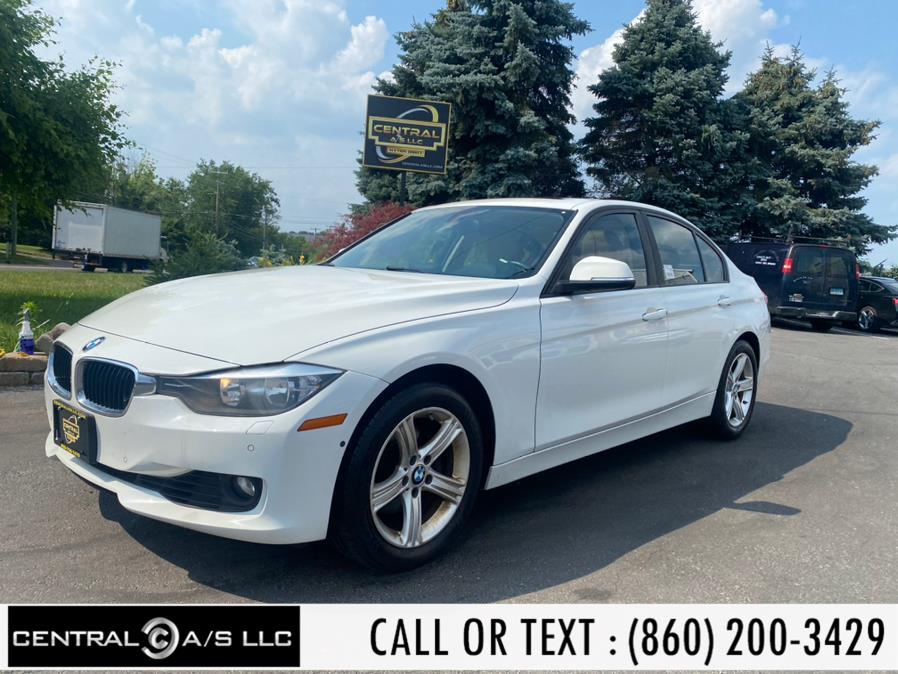 Used BMW 3 Series 4dr Sdn 328i xDrive AWD SULEV 2014 | Central A/S LLC. East Windsor, Connecticut
