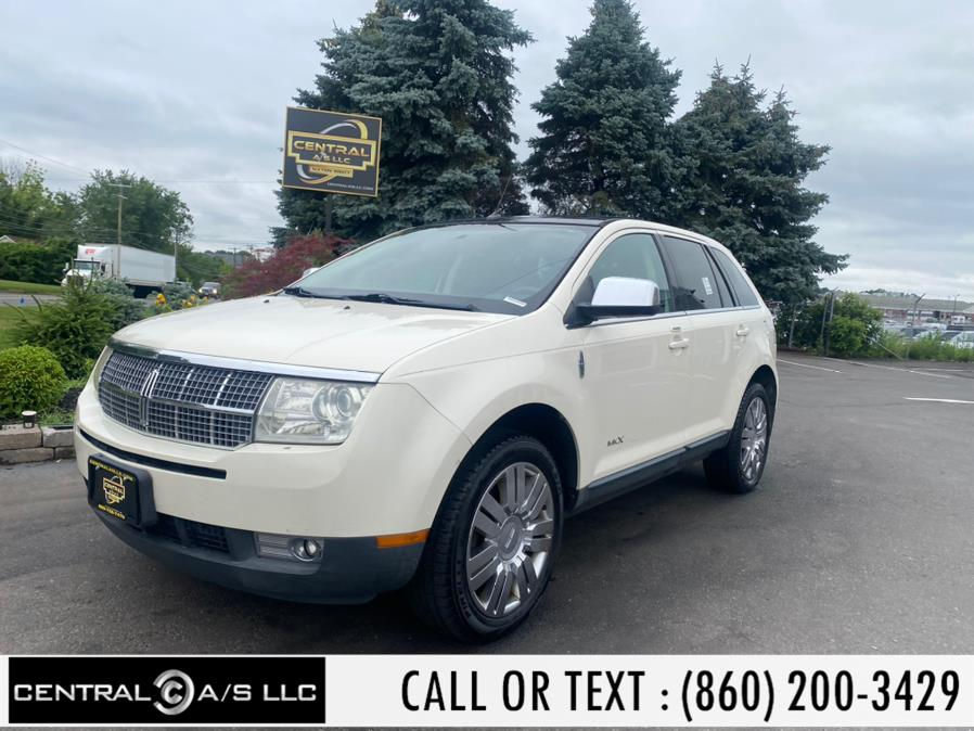 Used Lincoln MKX AWD 4dr 2008 | Central A/S LLC. East Windsor, Connecticut