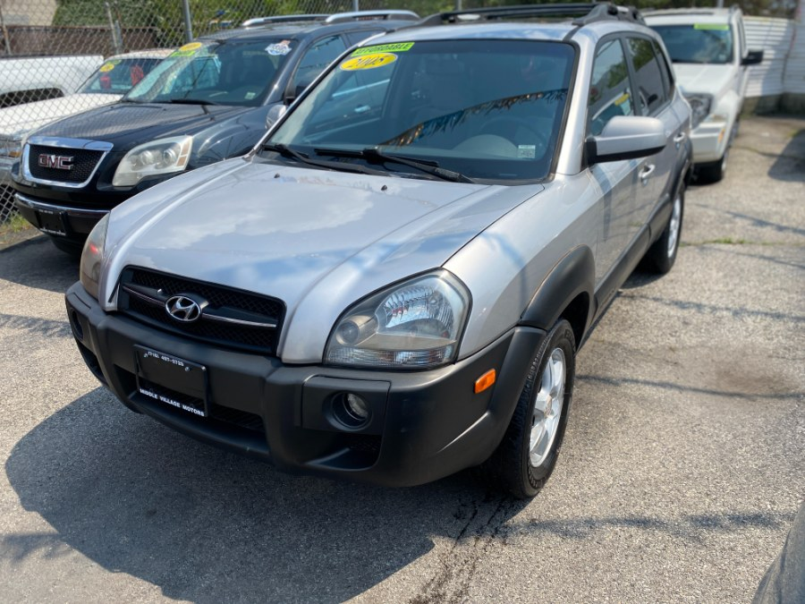 Used 2005 Hyundai Tucson in Middle Village, New York | Middle Village Motors . Middle Village, New York