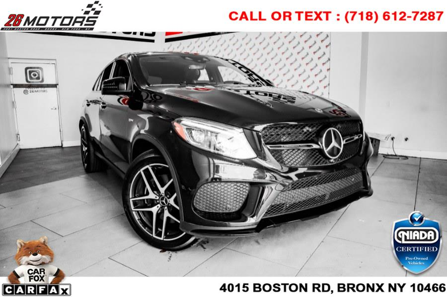 Used Mercedes-Benz GLE AMG GLE 43 4MATIC Coupe 2019   26 Motors Corp. Bronx, New York