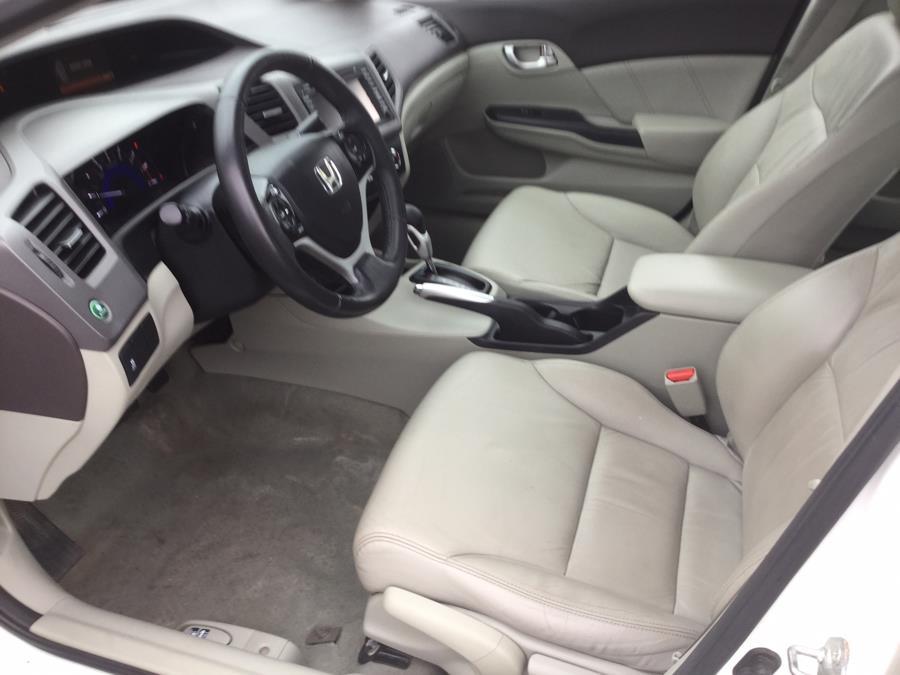 Used Honda Civic Sdn 4dr Auto EX-L 2012   L&S Automotive LLC. Plantsville, Connecticut