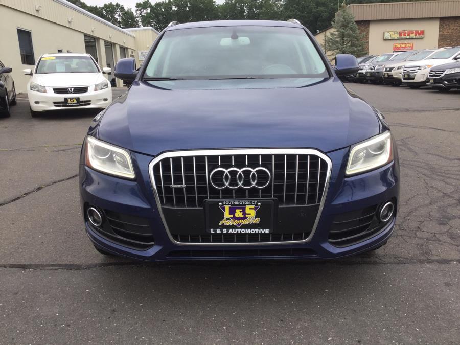 Used Audi Q5 quattro 4dr 2.0T Premium Plus 2013   L&S Automotive LLC. Plantsville, Connecticut