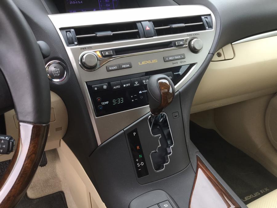 Used Lexus RX 350 AWD 4dr 2013   L&S Automotive LLC. Plantsville, Connecticut