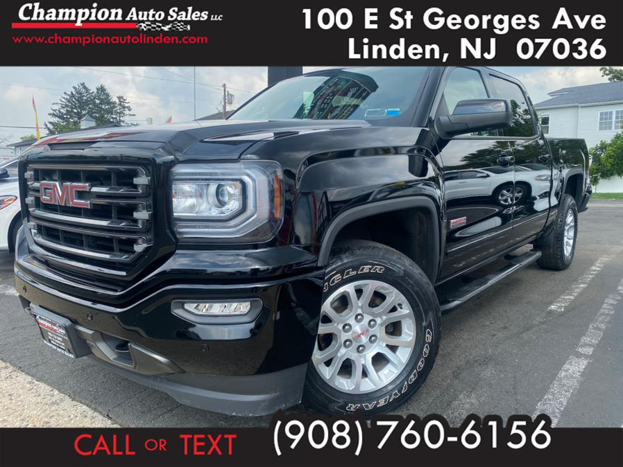 Used 2017 GMC Sierra 1500 in Linden, New Jersey | Champion Used Auto Sales. Linden, New Jersey