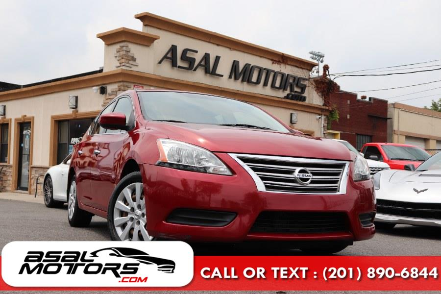 Used Nissan Sentra 4dr Sdn I4 CVT SV 2013 | Asal Motors. East Rutherford, New Jersey