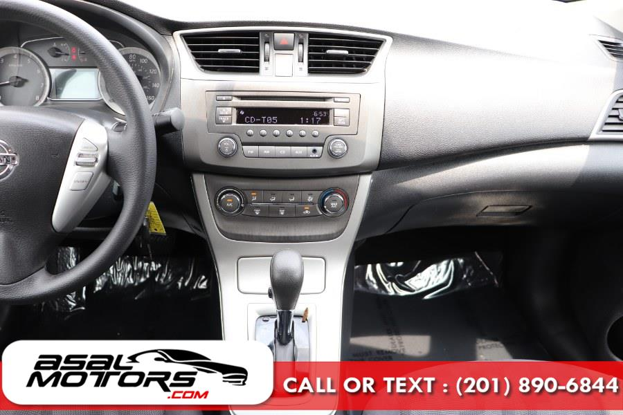 Used Nissan Sentra 4dr Sdn I4 CVT SV 2013   Asal Motors. East Rutherford, New Jersey