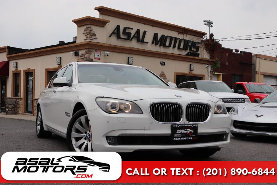Used 2011 BMW 7 Series in East Rutherford, New Jersey | Asal Motors. East Rutherford, New Jersey