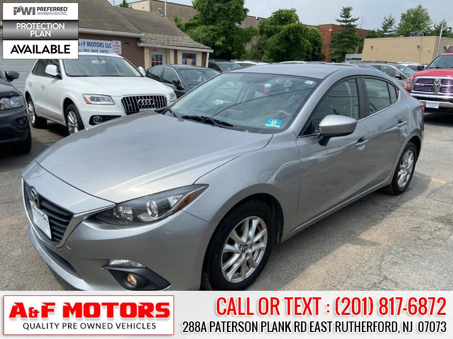 Used 2015 Mazda Mazda3 in East Rutherford, New Jersey | A&F Motors LLC. East Rutherford, New Jersey