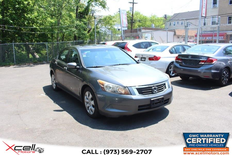 Used Honda Accord Sdn 4dr I4 Auto EX 2009 | Xcell Motors LLC. Paterson, New Jersey