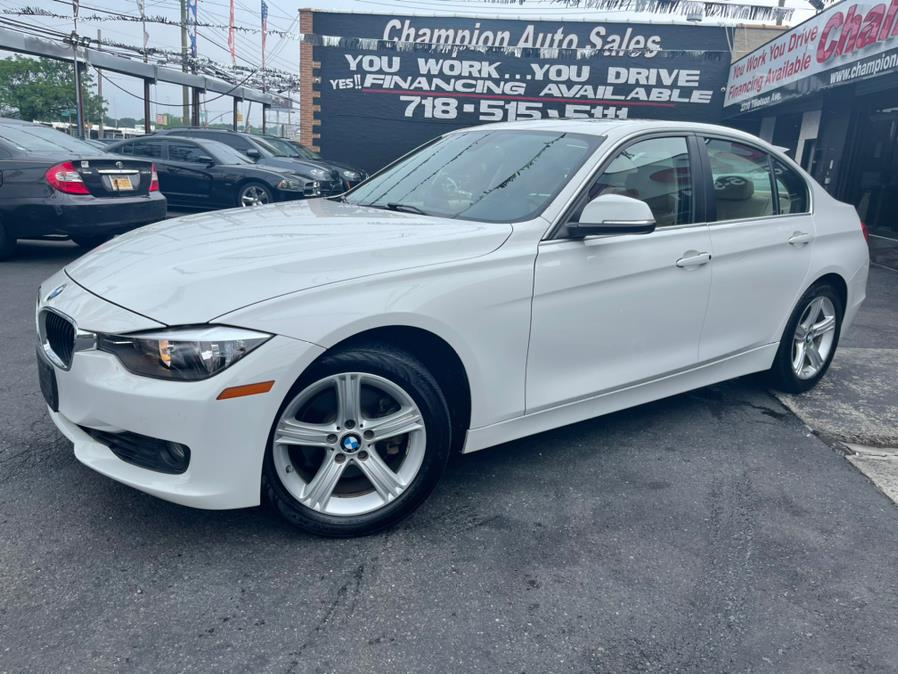 Used BMW 3 Series 4dr Sdn 328i xDrive AWD SULEV South Africa 2015 | Champion Auto Sales Of The Bronx. Bronx, New York