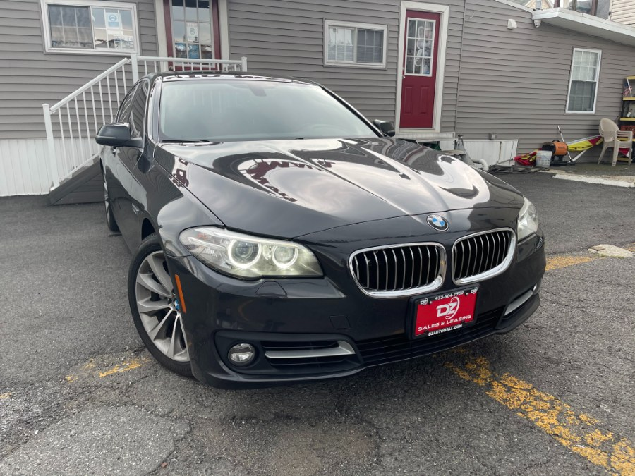 Used BMW 5 Series 4dr Sdn 528i xDrive AWD 2016 | DZ Automall. Paterson, New Jersey