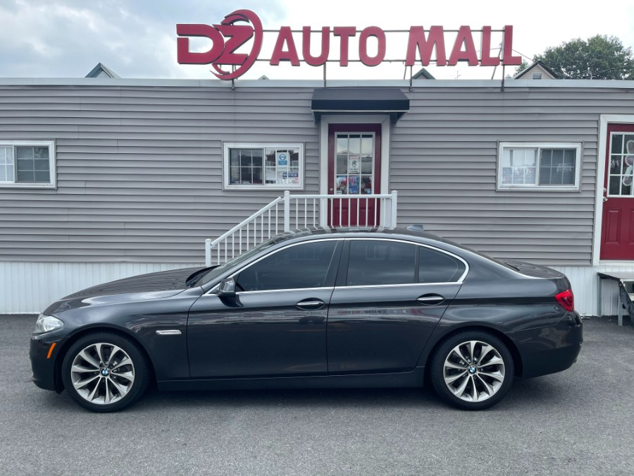 Used 2016 BMW 5 Series in Paterson, New Jersey | DZ Automall. Paterson, New Jersey