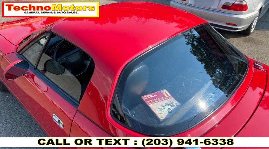 Used Mazda MX-5 Miata 2dr Convertible Special Edition Auto 1991   Techno Motors . Danbury , Connecticut