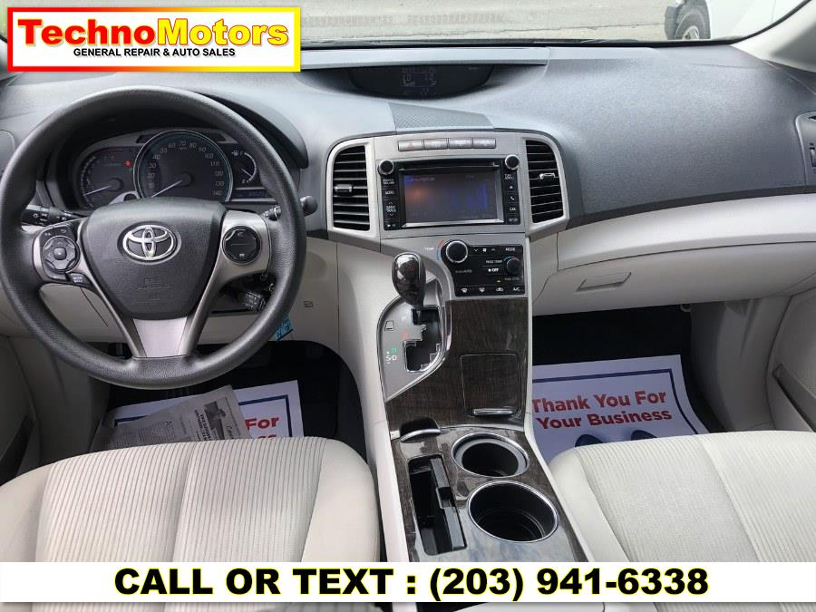 Used Toyota Venza 4dr Wgn I4 AWD LE (Natl) 2014   Techno Motors . Danbury , Connecticut