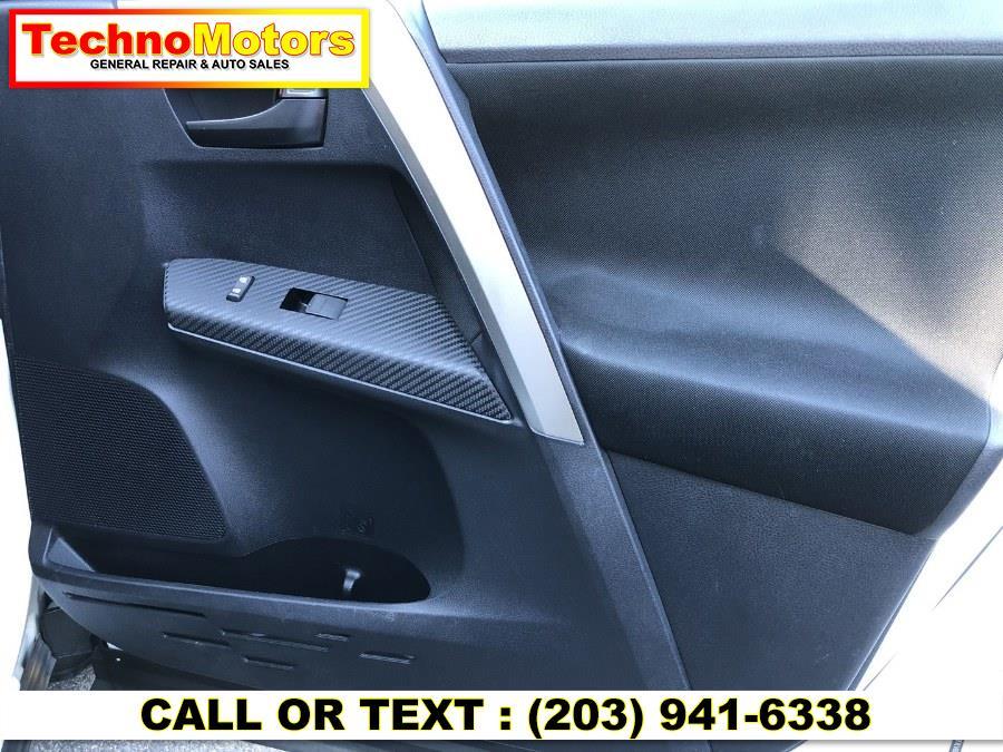 Used Toyota RAV4 AWD 4dr XLE (Natl) 2013 | Techno Motors . Danbury , Connecticut
