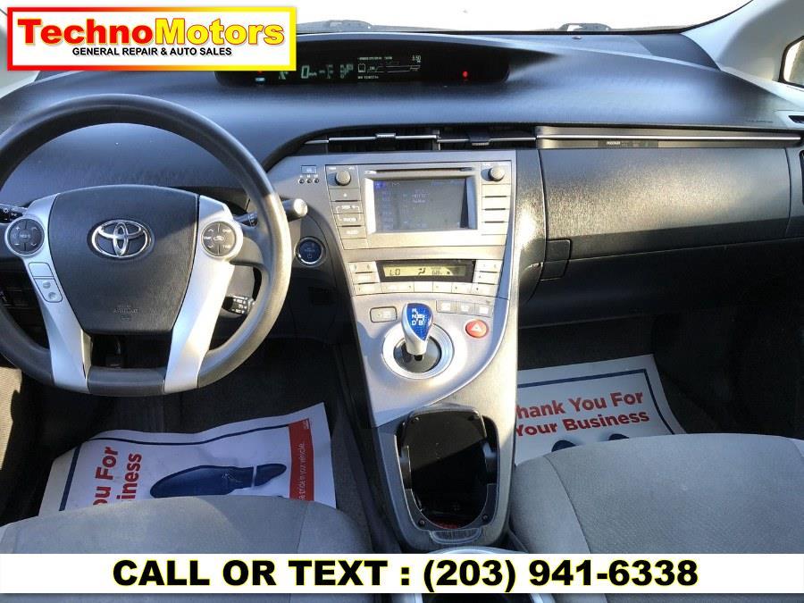 Used Toyota Prius 5dr HB One (Natl) 2012 | Techno Motors . Danbury , Connecticut