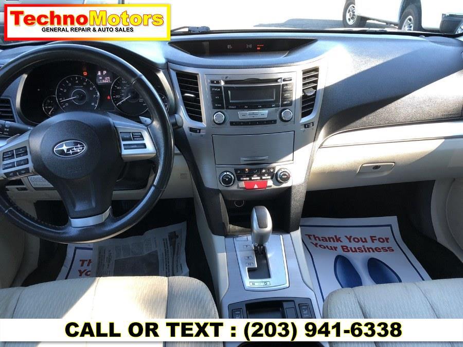 Used Subaru Legacy 4dr Sdn H4 Auto 2.5i Premium 2012   Techno Motors . Danbury , Connecticut