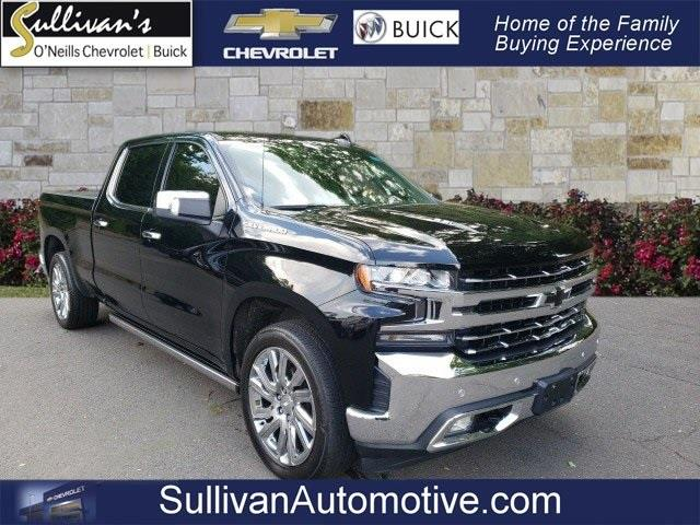 Used Chevrolet Silverado 1500 LTZ 2019   Sullivan Automotive Group. Avon, Connecticut