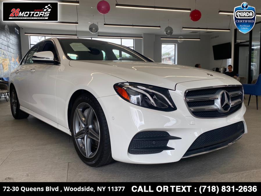 Used Mercedes-Benz E-Class E 300 RWD Sedan 2018   26 Motors Queens. Woodside, New York