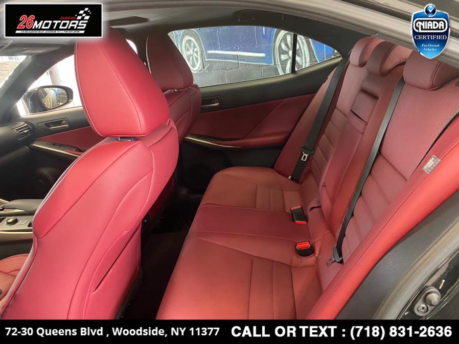 Used Lexus IS IS 300 F SPORT AWD 2020 | 26 Motors Queens. Woodside, New York