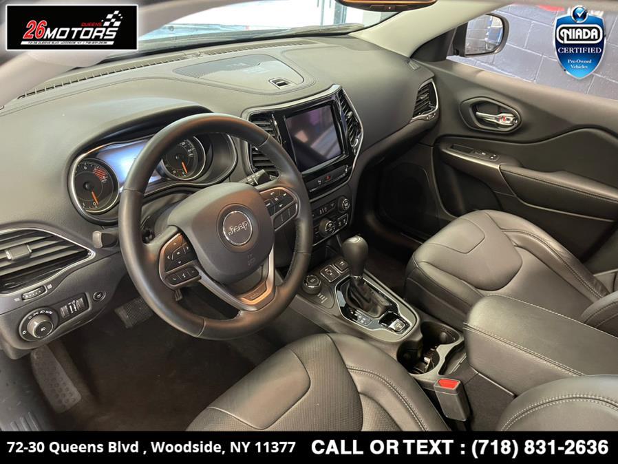 Used Jeep Cherokee Limited 4x4 2020 | 26 Motors Queens. Woodside, New York