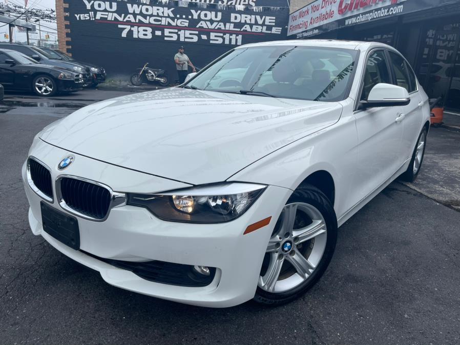 Used 2015 BMW 3 Series in Bronx, New York | Champion Auto Sales. Bronx, New York