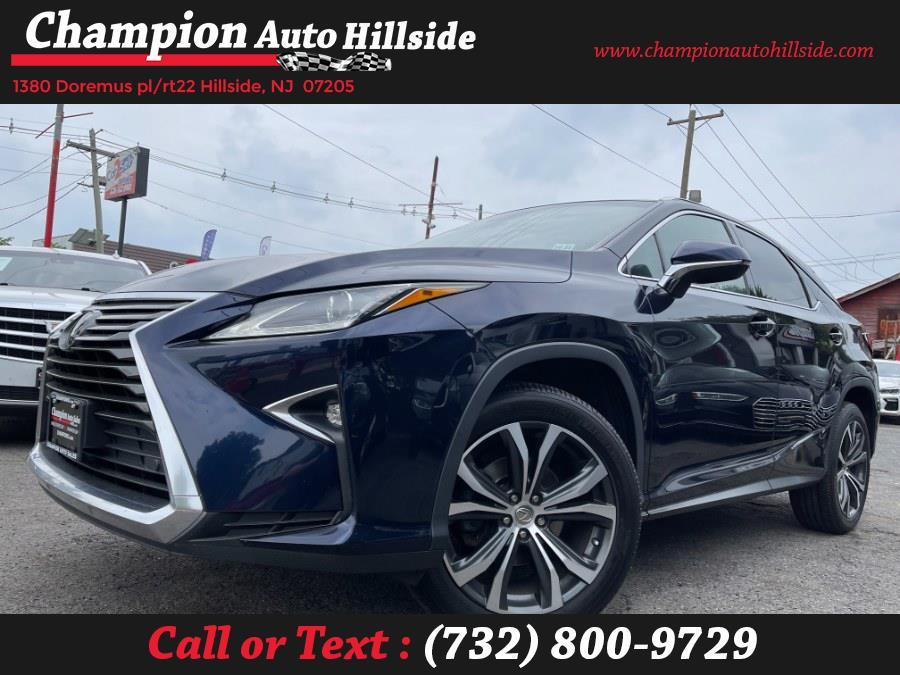 Used 2016 Lexus RX 350 in Hillside, New Jersey | Champion Auto Sales. Hillside, New Jersey