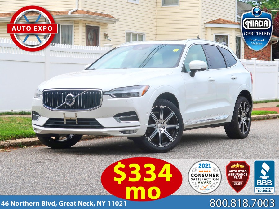 Used 2018 Volvo Xc60 in Great Neck, New York | Auto Expo Ent Inc.. Great Neck, New York