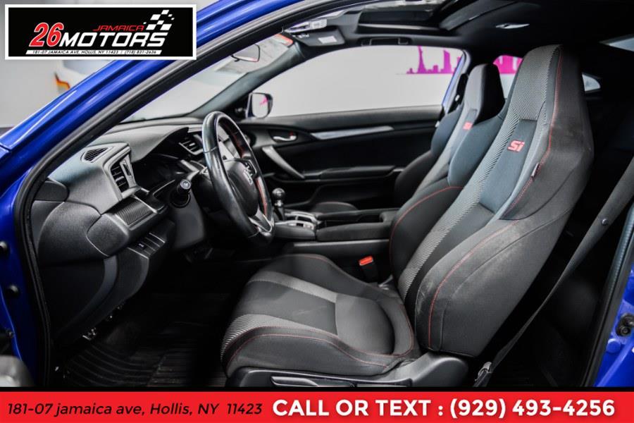 Used Honda Civic Si Coupe Si Manual 2017 | Jamaica 26 Motors. Hollis, New York